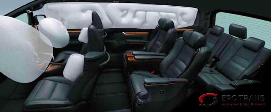 airbag alphard