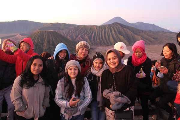 Tour Bromo Dari Surabaya