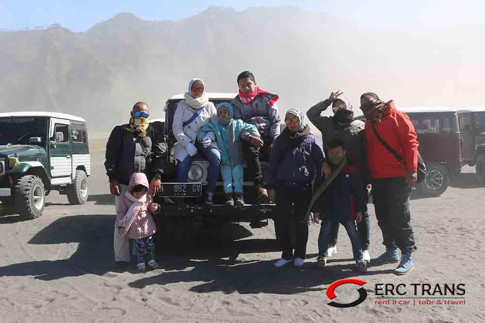 Wisata Bromo Dari Pasuruan