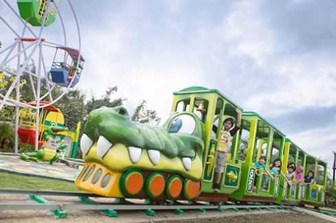 kereta di predator fun park