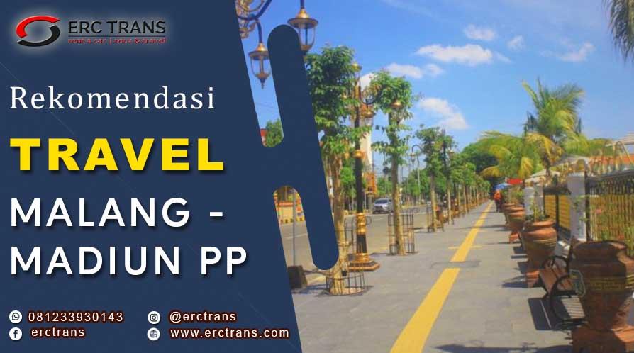 travel malang madiun