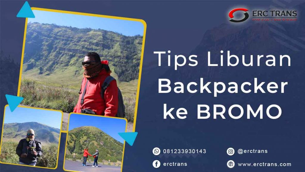 backpacker ke bromo