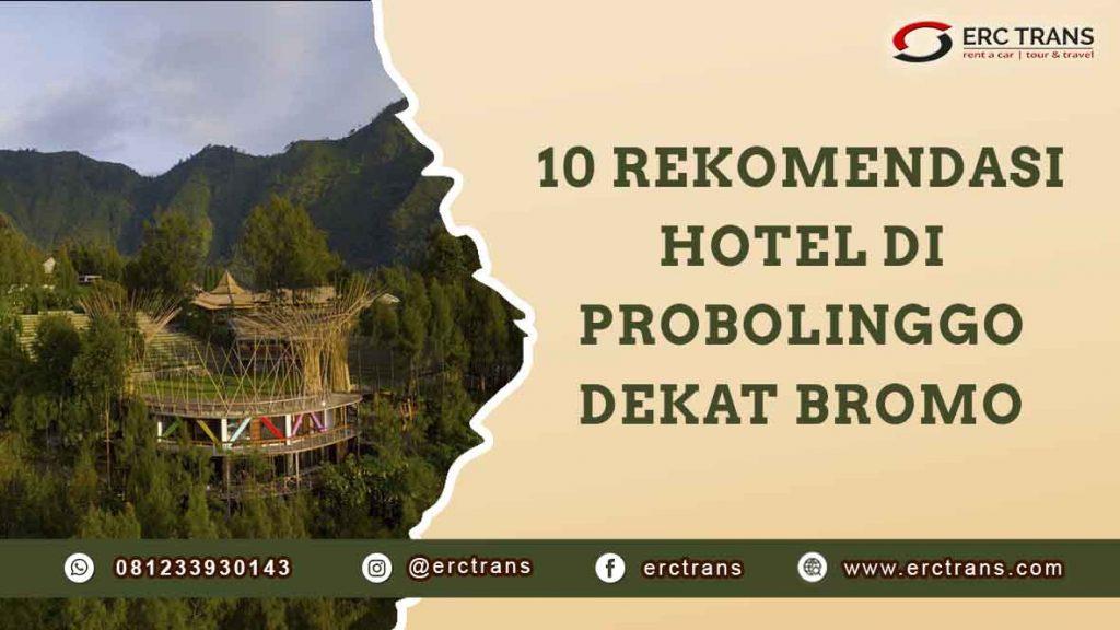 hotel di probolinggo dekat bromo
