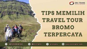 travel tour bromo